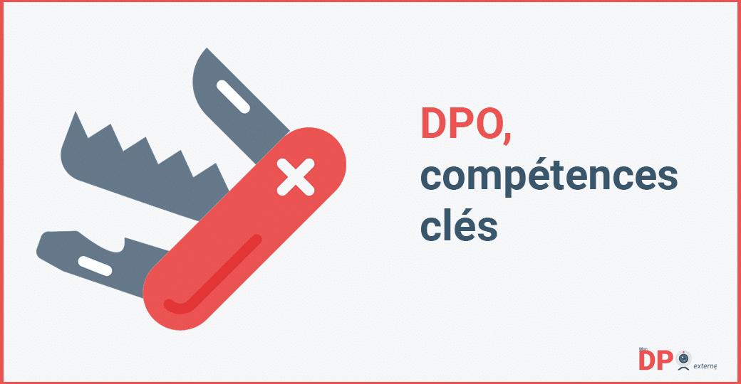 Compétences du DPO
